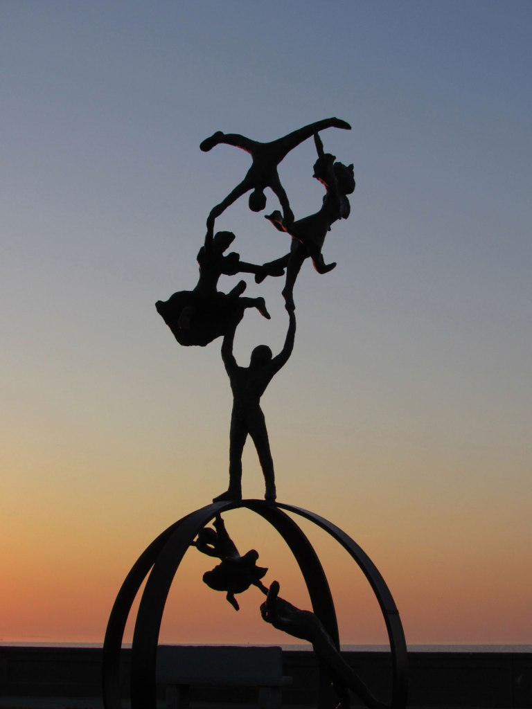 Image of Dance of Peace at Sunrise
