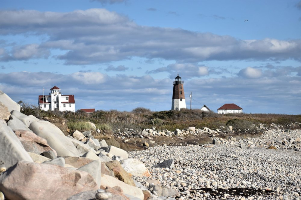 Image of Point Judith Narragansett Light House