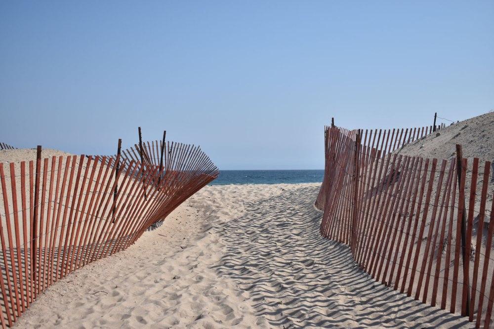 Image of Misquamicut Beach Dunes