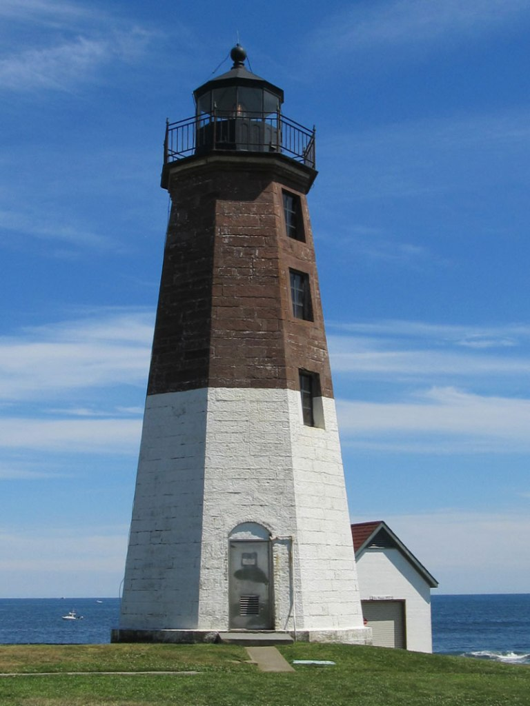 Image of Point Judith Light House