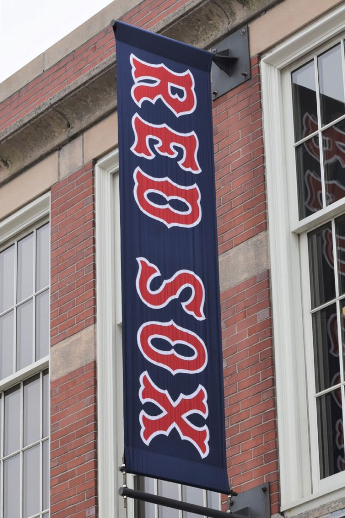 Image of Boston Red Sox Banner