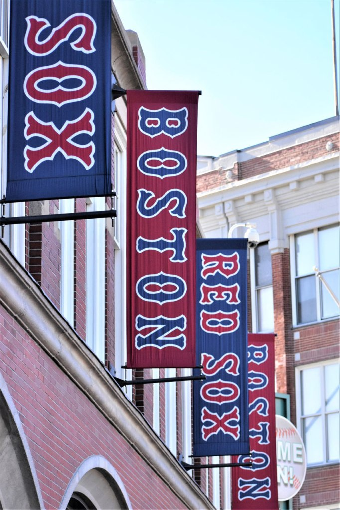 Image of Boston Red Sox Banners